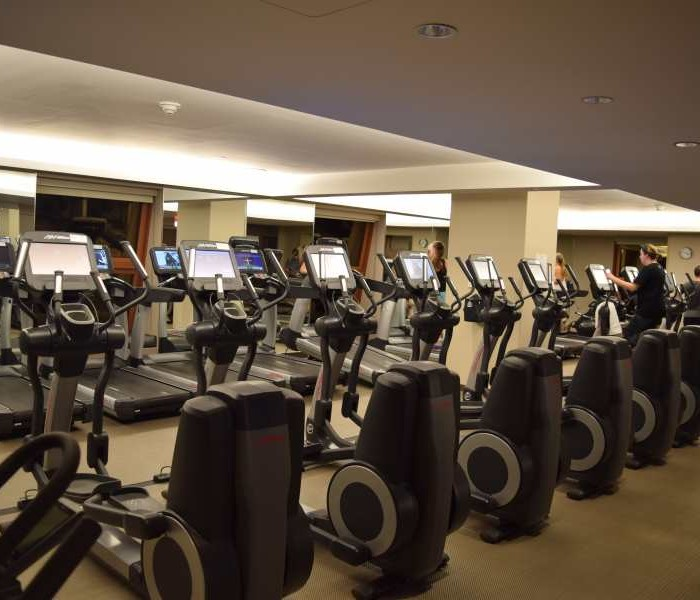 חדר כושר מלון וינשטיין טיימס סקוור ניו יורק