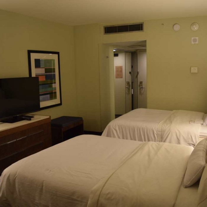החדר הבסיסי מלון וינשטיין טיימס סקוור ניו יורק