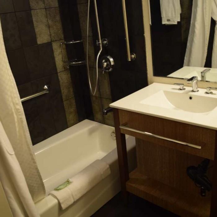 האמבטיה מלון וינשטיין טיימס סקוור ניו יורק
