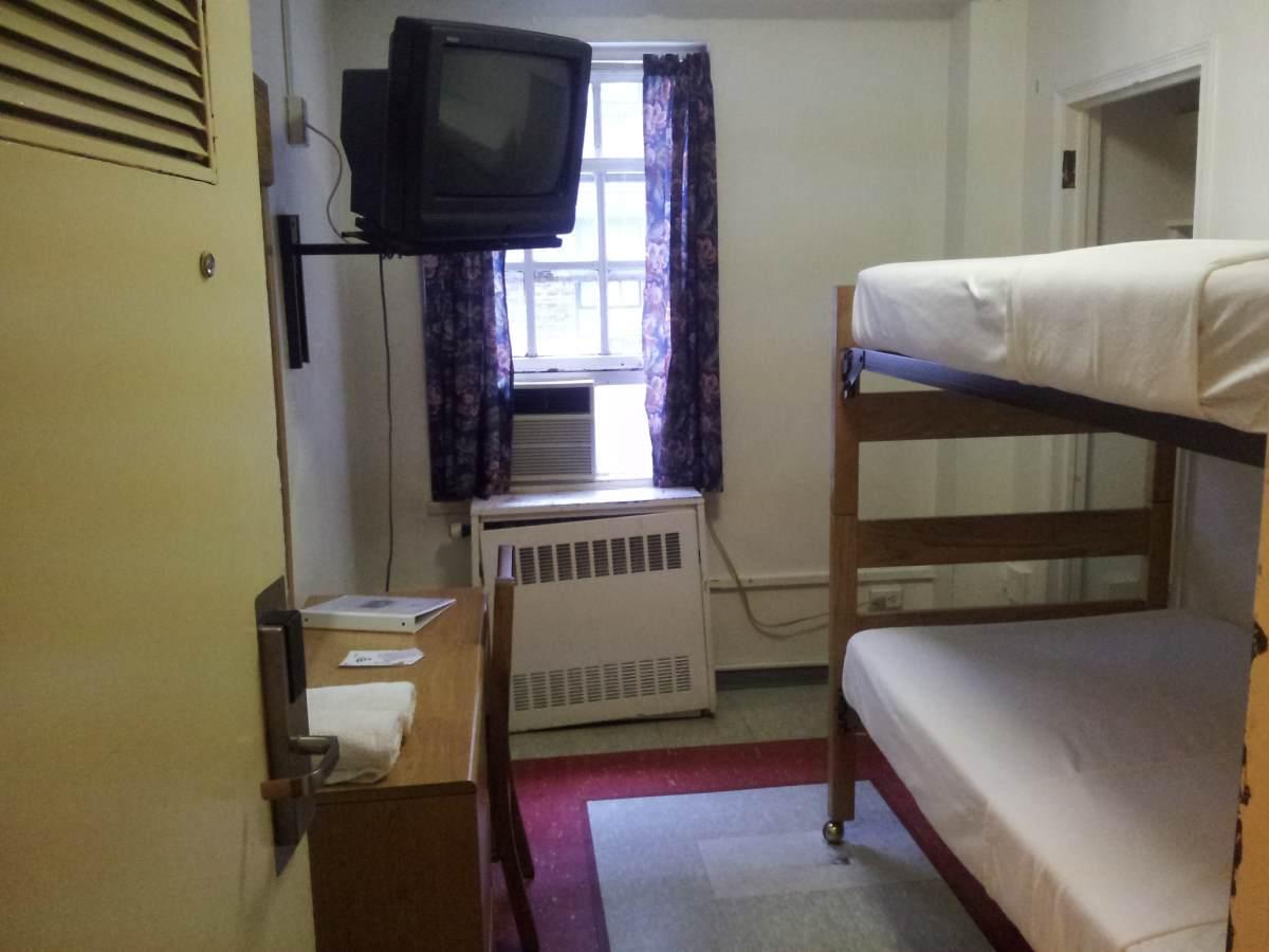 החדר מלון YMCA ווסט סייד ניו יורק