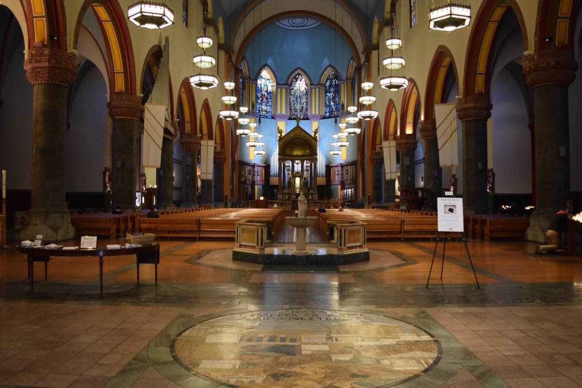 כנסיית סיינט פול ניו יורק