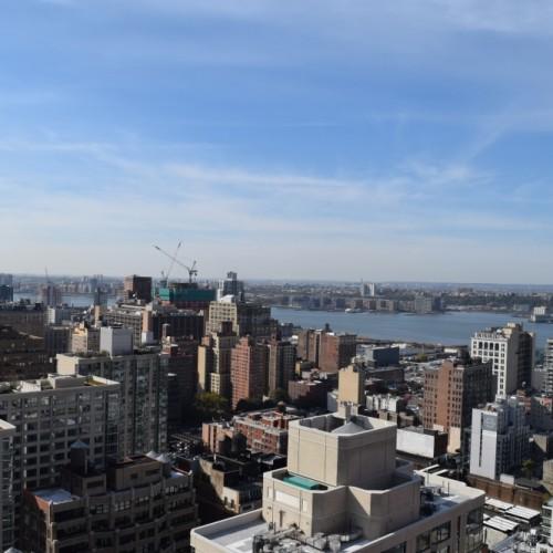 הנוף לכיוון האדסון וניו ג'רזי מלון אלמנט ניו יורק