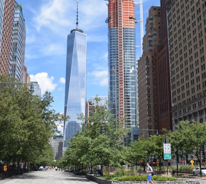 מרכז הסחר העולמי החדש ניו יורק