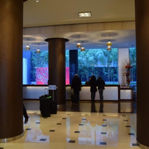 הקבלה במלון אינטרקונטיננטל ניו יורק