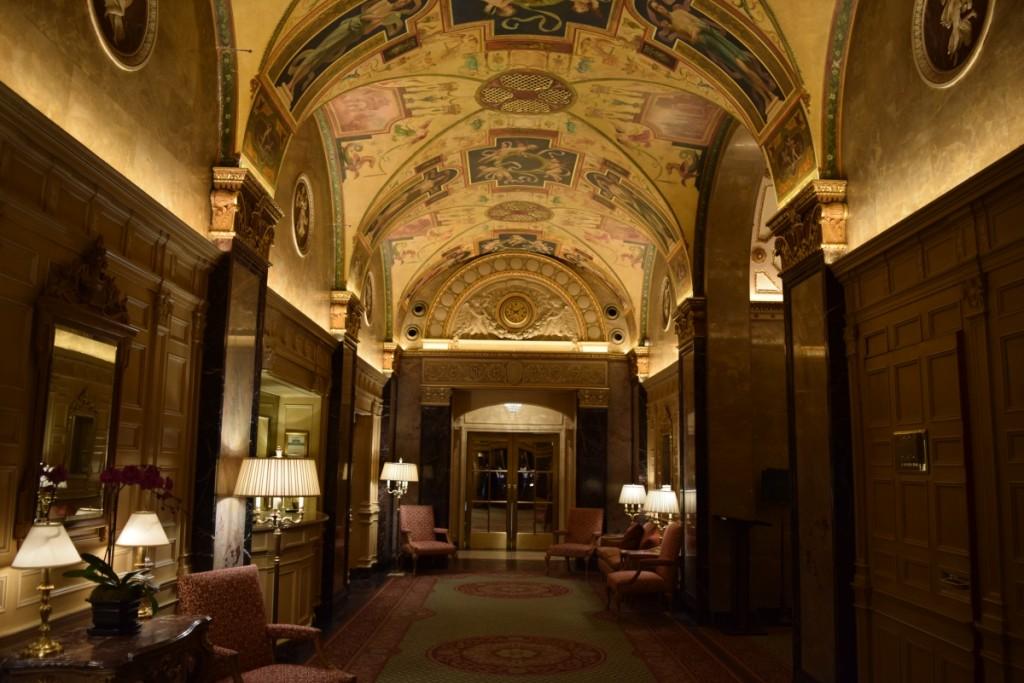 מלון The Sherry-Netherland Hotel
