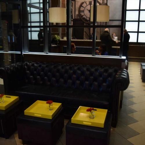 לובי מלון ארצ'ר Archer Hotel