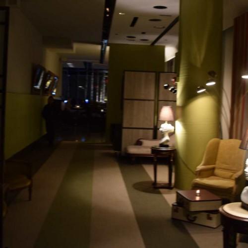 מסדרון בקומה השנייה מלון אבנטי Eventi Hotel