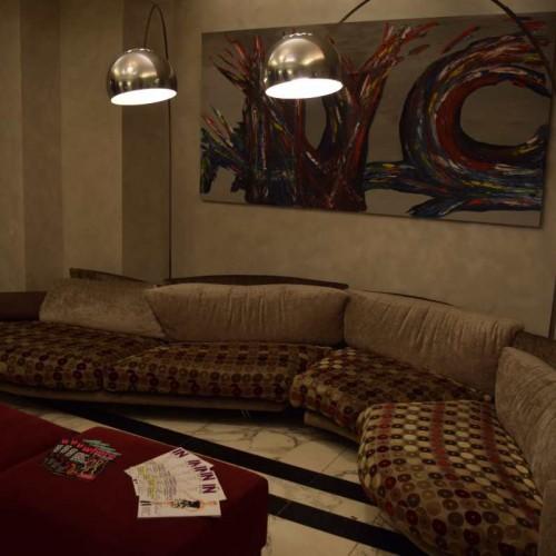לובי מלון Mela ניו יורק