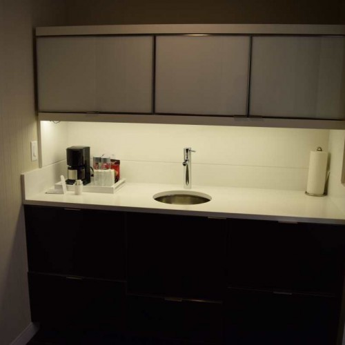 המטבח בחדר מלון רזידנס אין סנטרל פארק