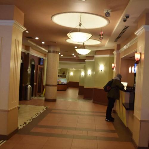 הכניסה למלון The Hotel At Times Square