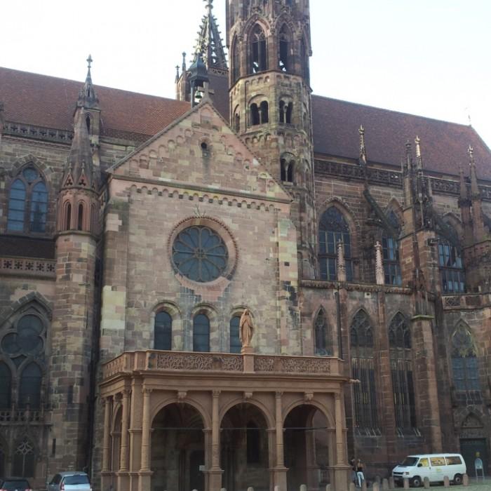 הכנסייה הגותית פרייבורג