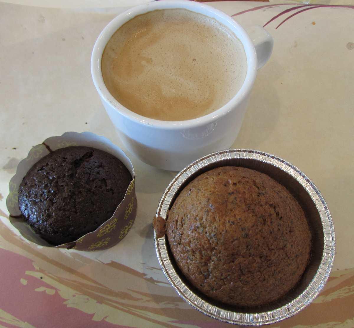 קאפקייקס ארוחת בוקר מלון קראון פלאזה