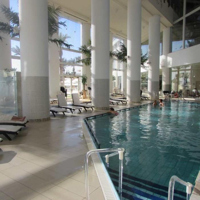 הספא מלון קראון פלאזה ים המלח