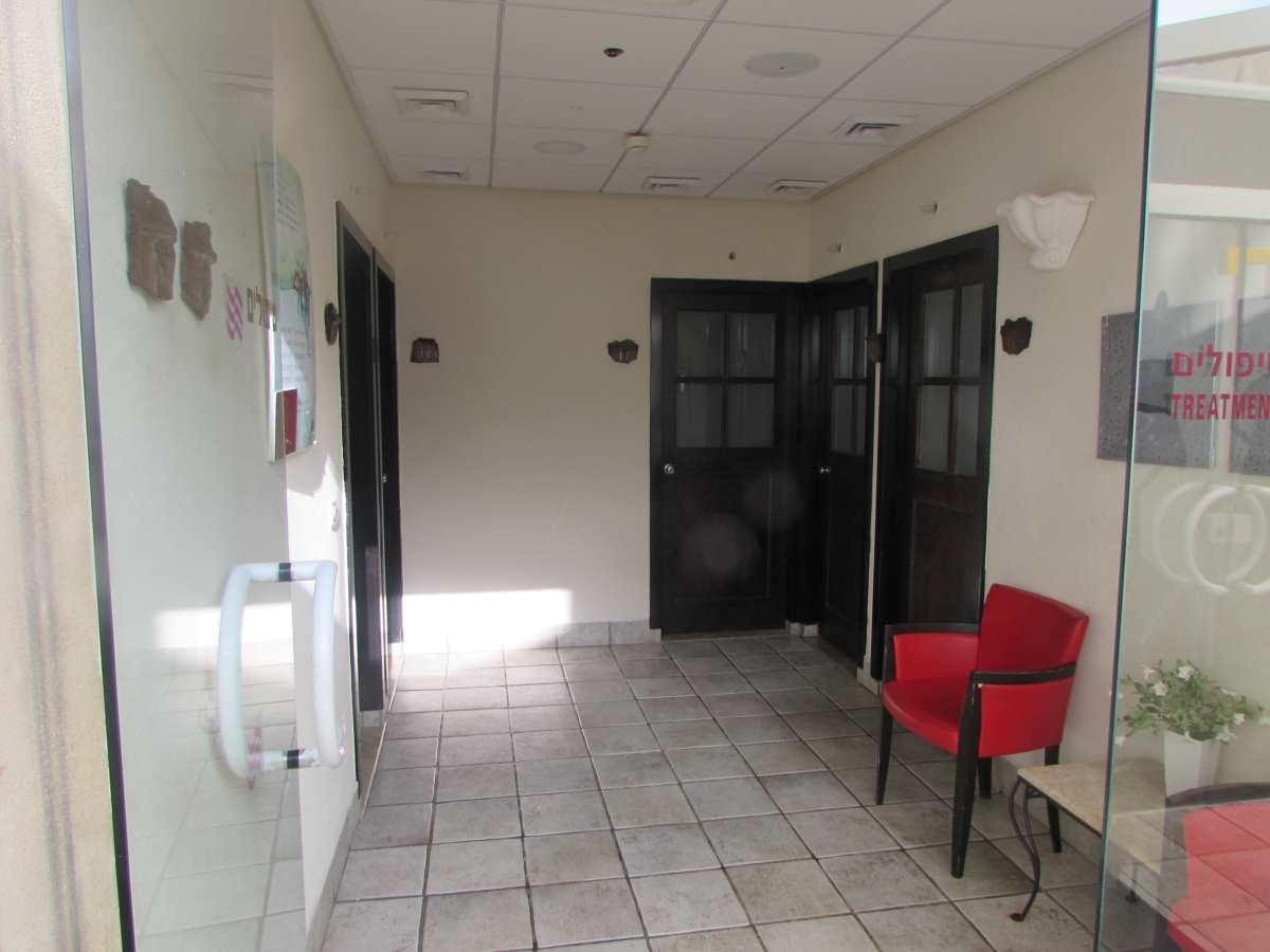 חדרי טיפולים ספא מלון קראון פלאזה ים המלח