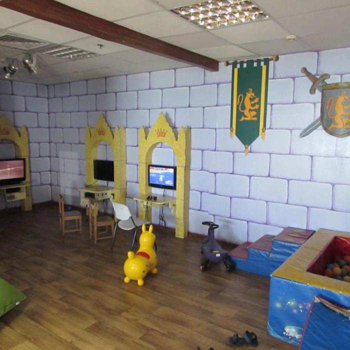 מועדון ילדים מלון דניאל ים המלח