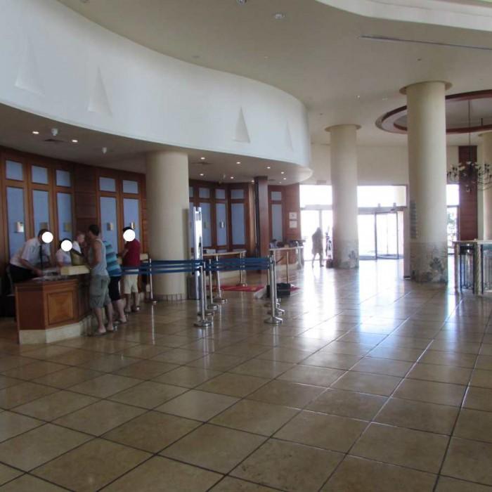הקבלה והכניסה מלון דניאל ים המלח