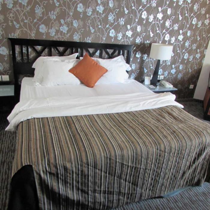 מיטה מלון דניאל ים המלח