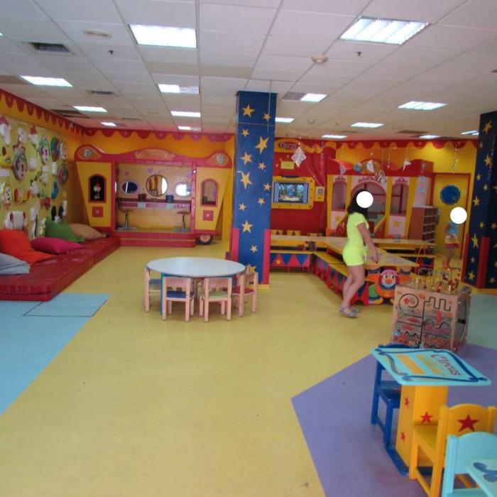מועדון ילדים מלון דיוויד ים המלח