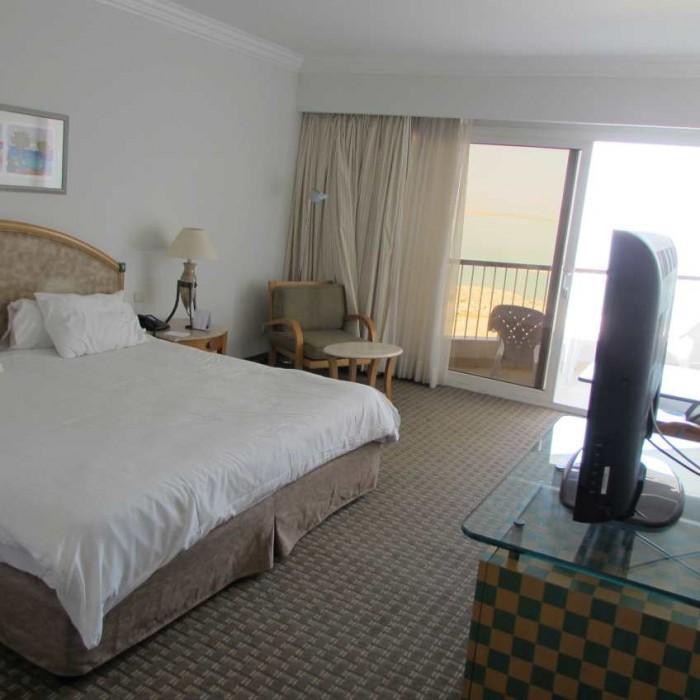 החדר מלון דיוויד ים המלח