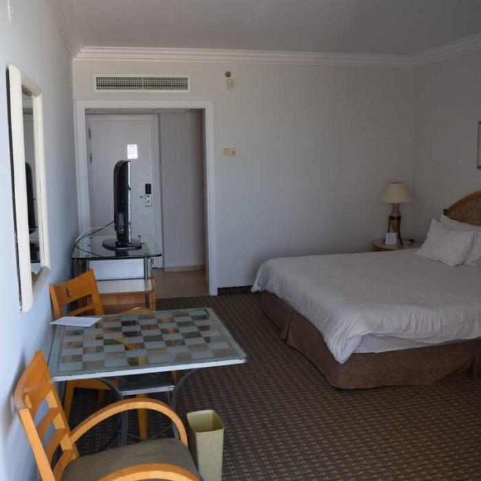 חדר מלון דיוויד ים המלח