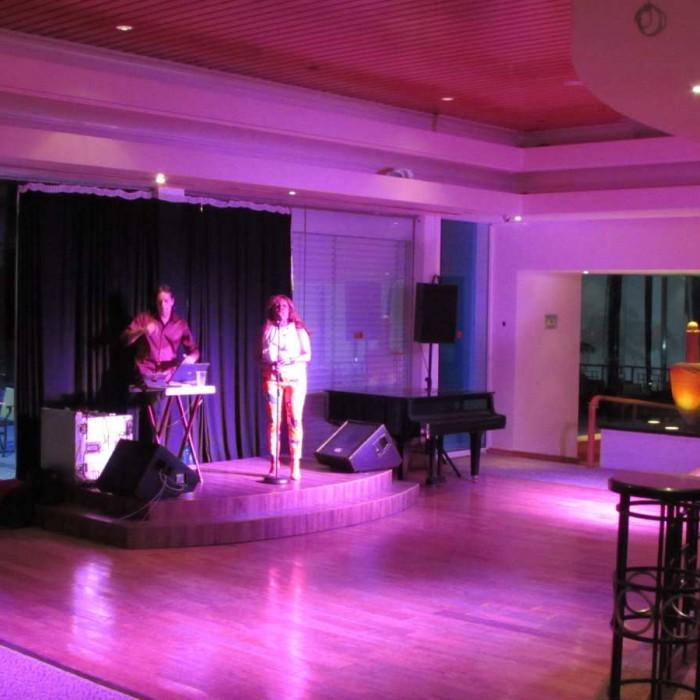 הופעות בערב מלון דיוויד ים המלח