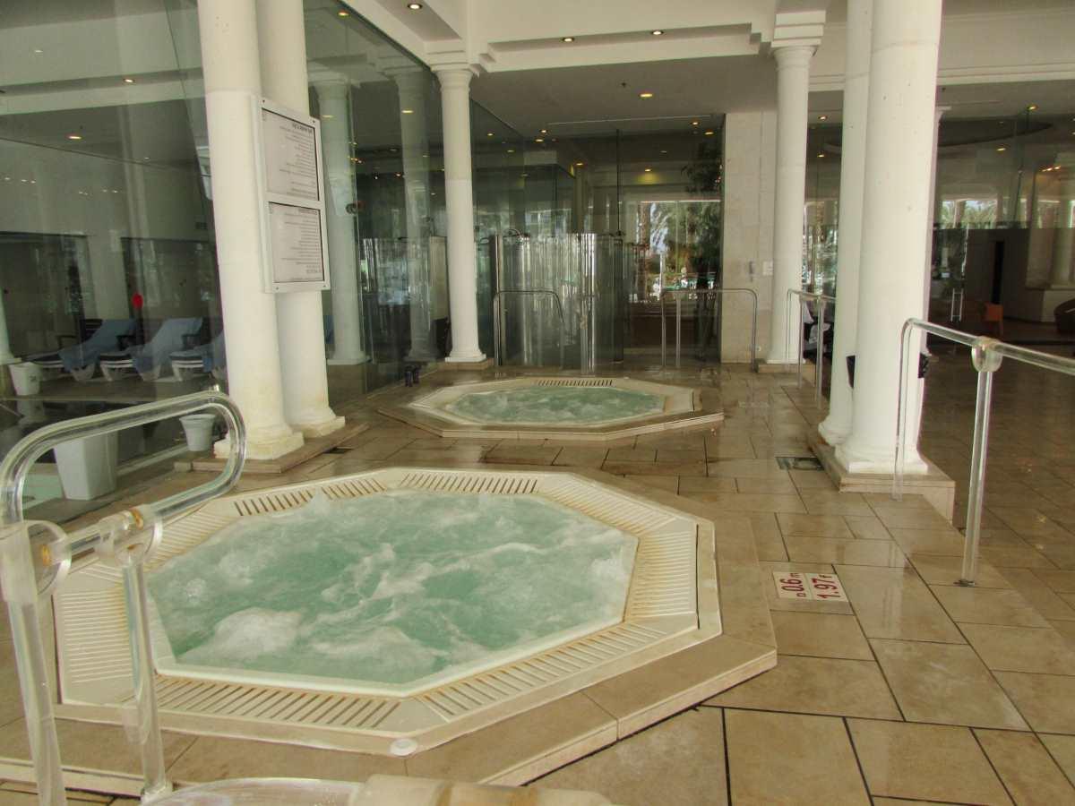 ג'קוזי מלון דיוויד ים המלח