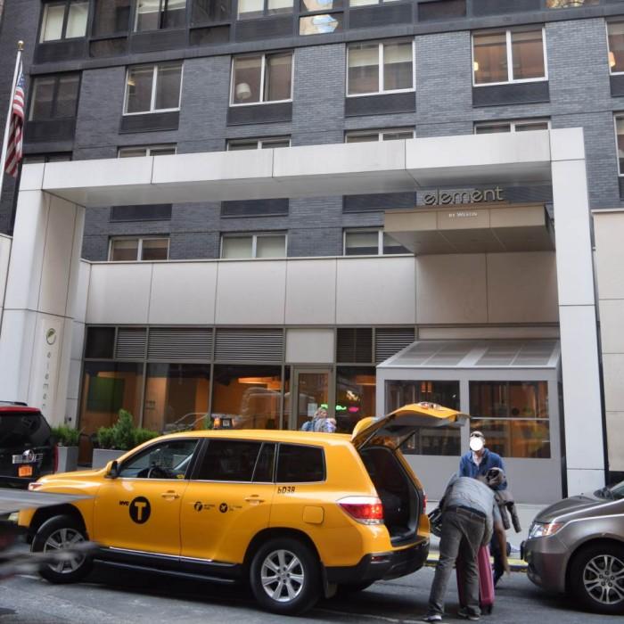 מלון אלמנט ניו יורק