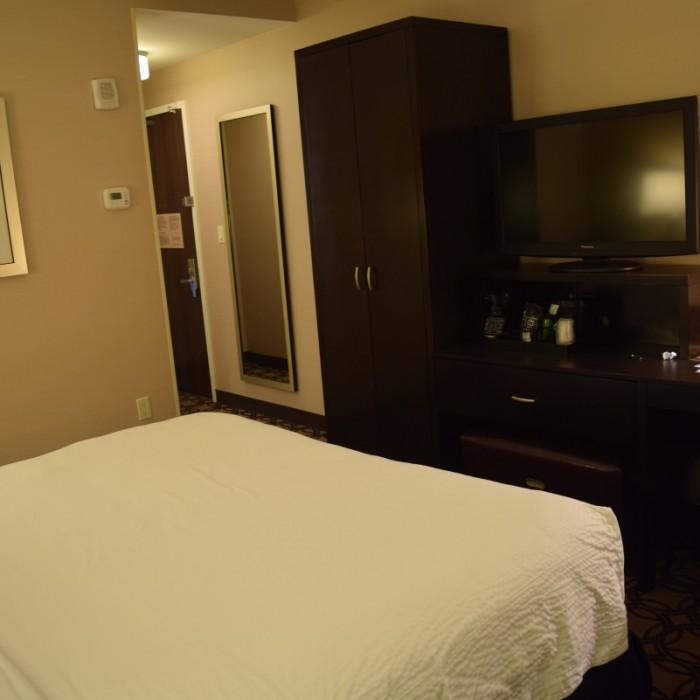 החדר מלון פיירפילד ליד תחנת פנסילבניה