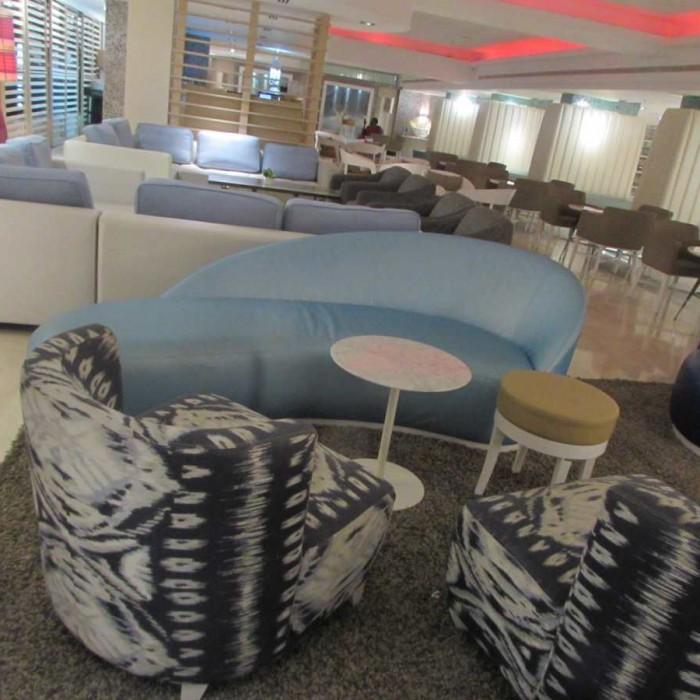 הלובי מלון הרודס ים המלח
