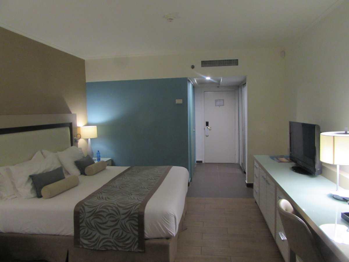 החדר מלון הרודס ים המלח