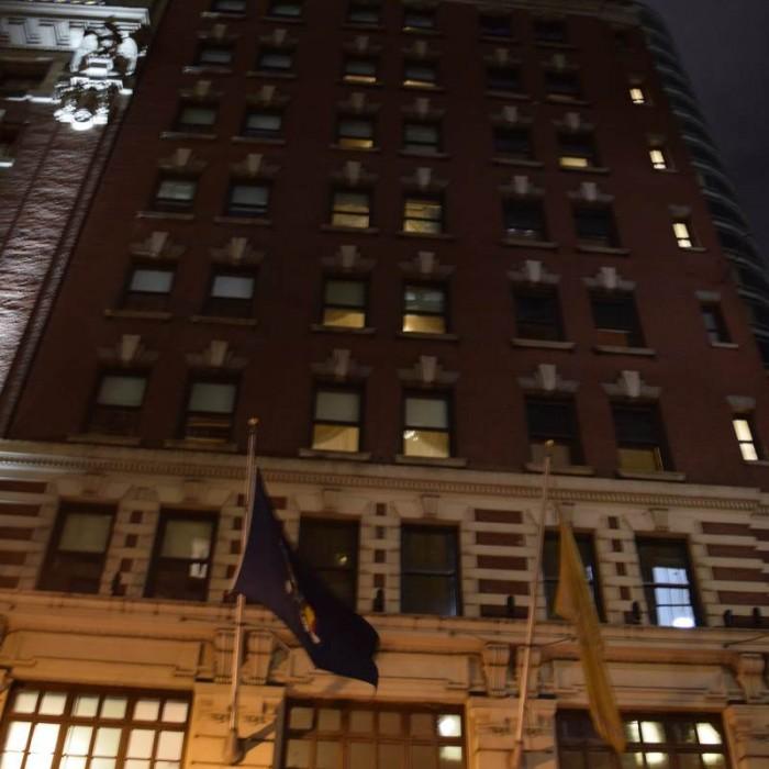 מלון Iroquois ניו יורק