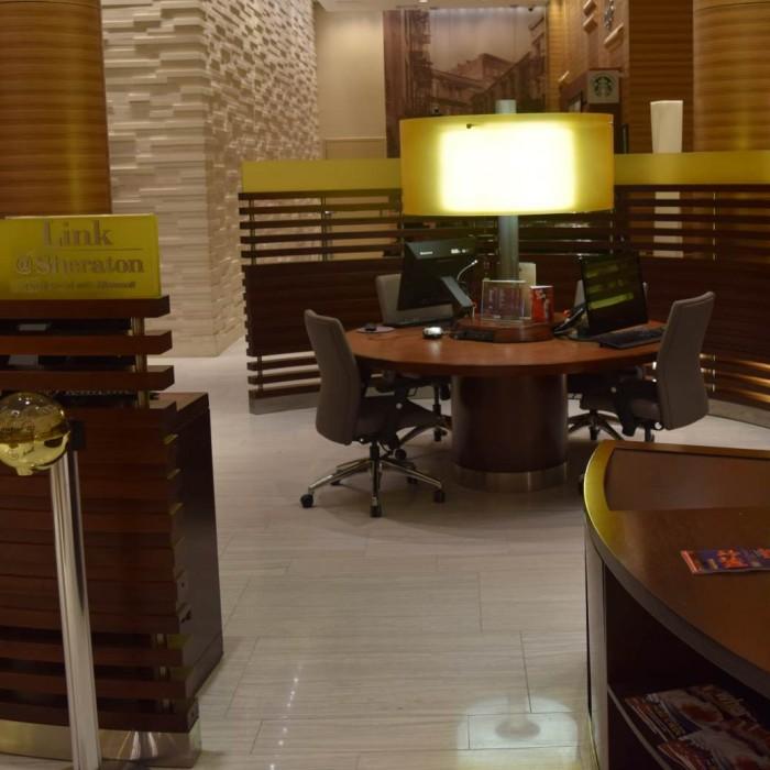 מחשבים לשימוש חופשי מלון שרתון טרבייקה ניו יורק