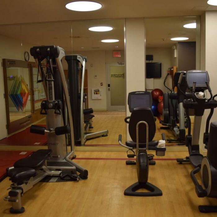 חלק הכח מלון שרתון טרבייקה ניו יורק