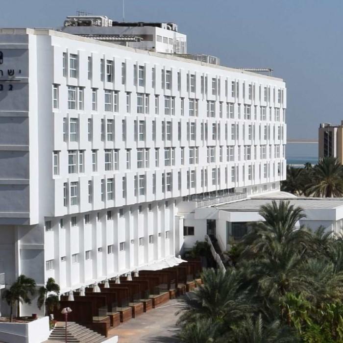 מלון ישרוטל גנים ים המלח