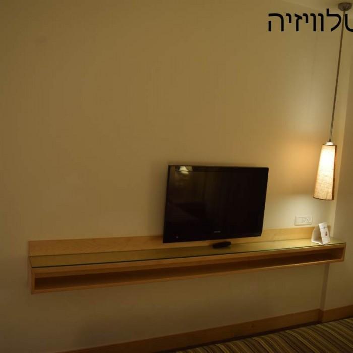 טלוויזיה מלון ישרוטל גנים ים המלח