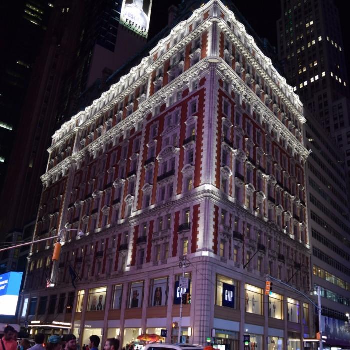 מלון ניקרבוקר ניו יורק