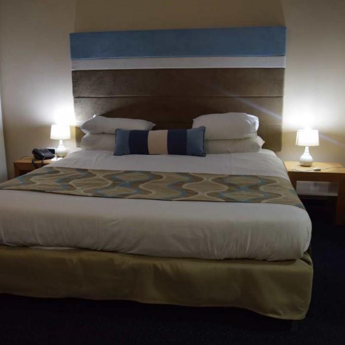 המיטה מלון לאונרדו קלאב ים המלח