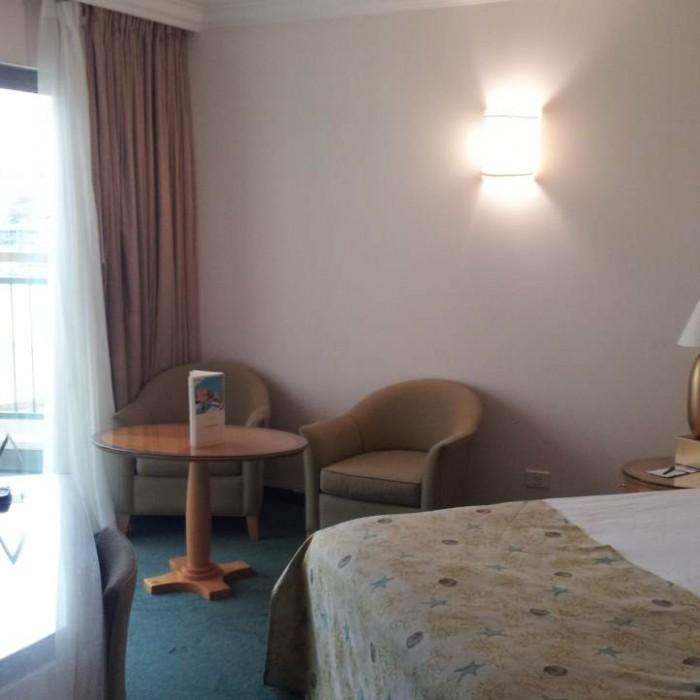 החדר מלון מג'יק פאלאס אילת