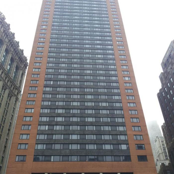 מלון מריוט דאונטאון ניו יורק