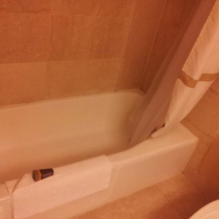 האמבטיה מריוט דאונטאון ניו יורק