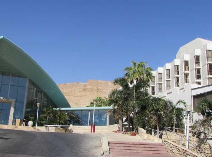 מלון אואזיס ים המלח