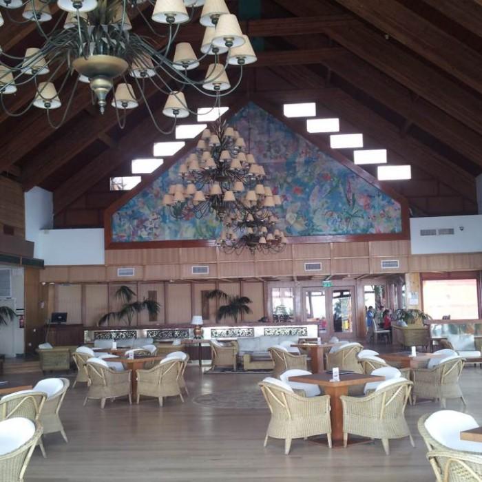 הלובי מלון אורכידאה אילת