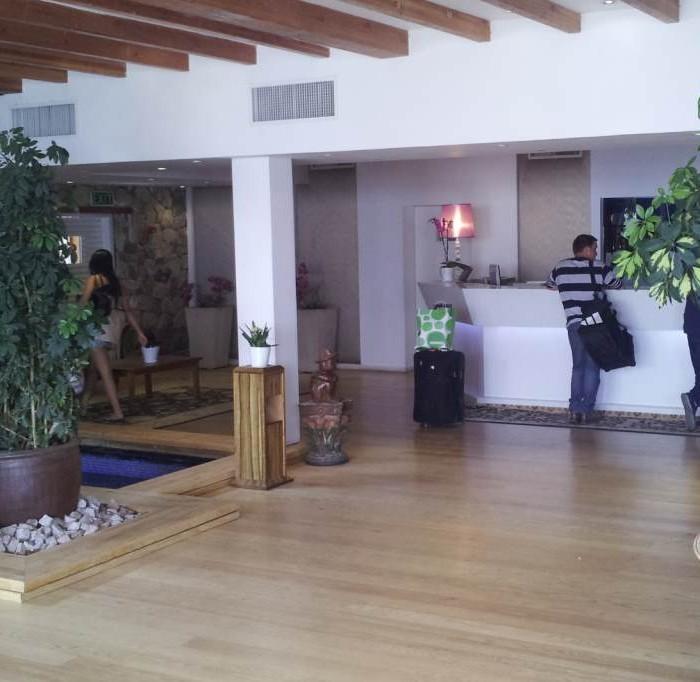 הכניסה למלון מלון אורכידאה אילת