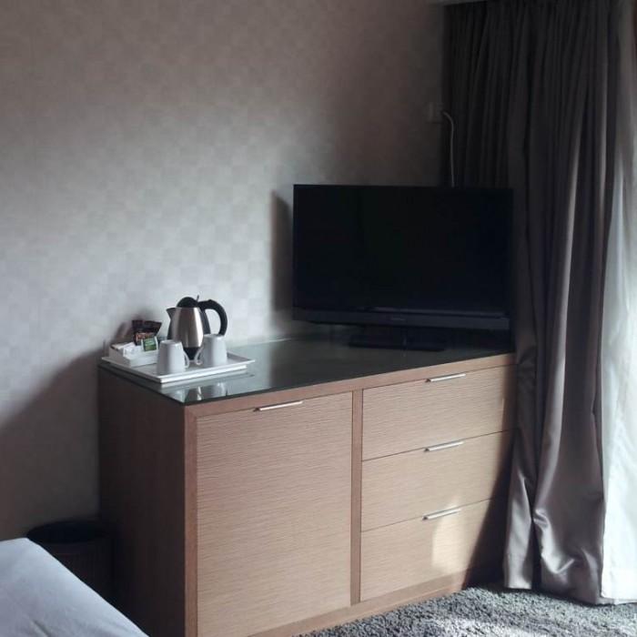 טלוויזיה ופינת קפה מלון אורכידאה אילת