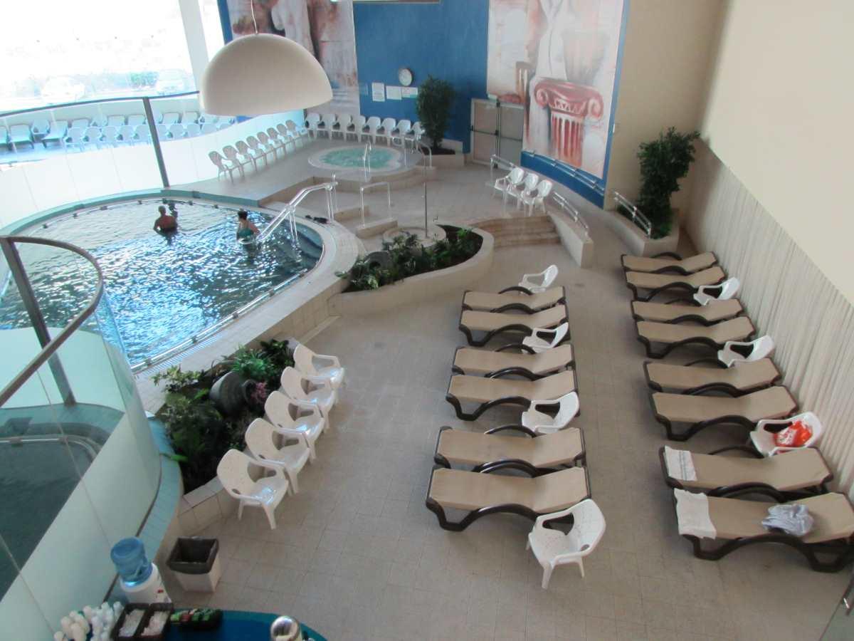 המתחם ששיך רק לאלו המזמינים טיפול מלון רויאל רימונים ים המלח