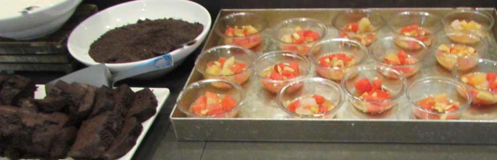 לפתנים ארוחת בוקר מלון אסטרל סי סייד אילת