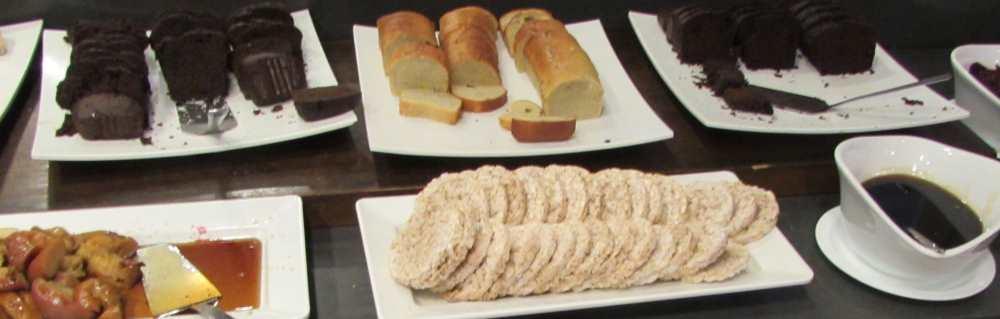 קינוחים ארוחת בוקר מלון אסטרל סי סייד אילת