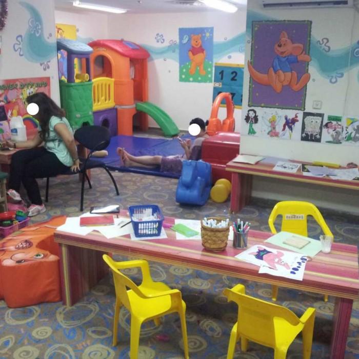 מועדון ילדים מלון אסטרל סי סייד אילת