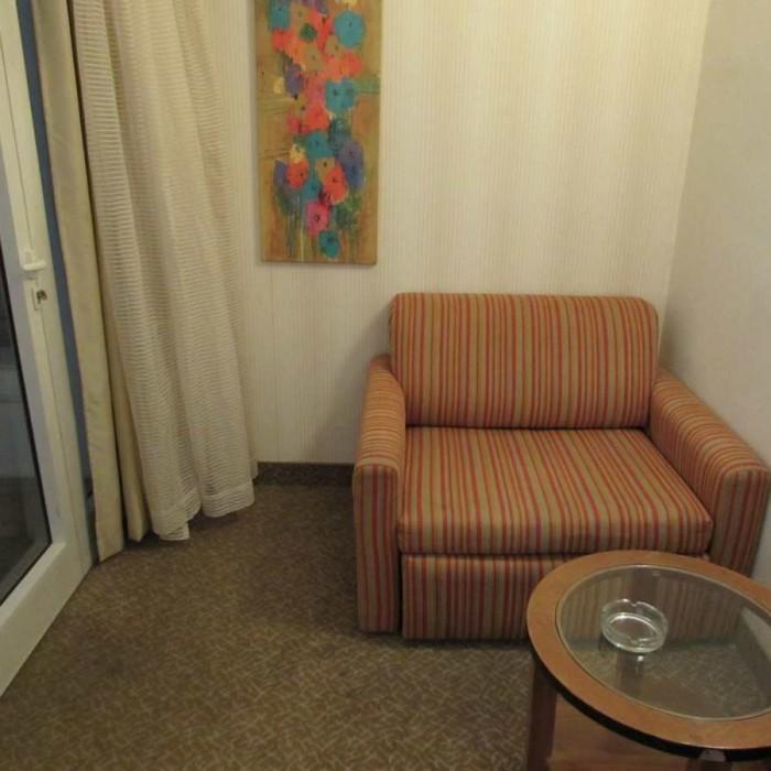 כורסא החדר אסטרל סי סייד אילת