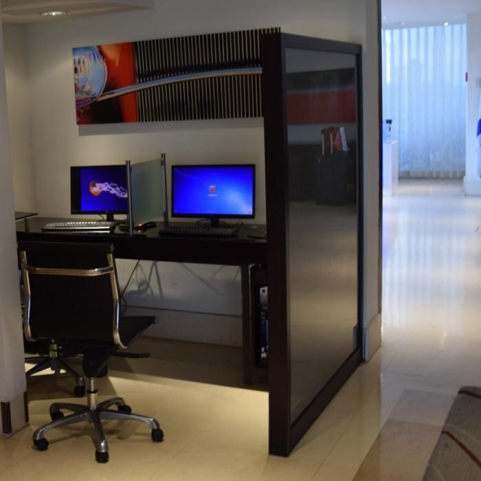 מחשבים לשימוש חופשי מלון קרלטון תל אביב